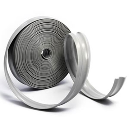 "Picture of Camco  Light Gray 1"" x 1000' Vinyl Insert Trim 25333 20-0749"