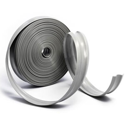 "Picture of Camco  Light Gray 1"" x 25' Vinyl Insert Trim 25134 20-0760"