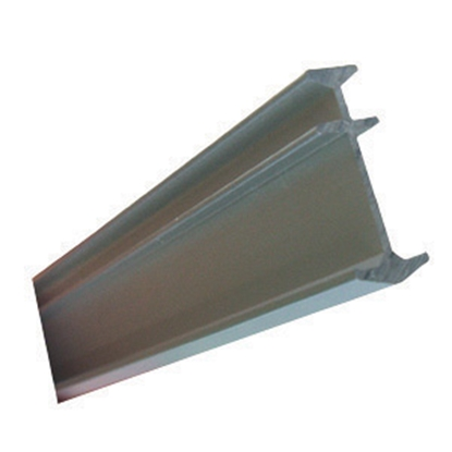 "Picture of JR Products  48"" Aluminum Type B Curtain Track 80241 20-0948"