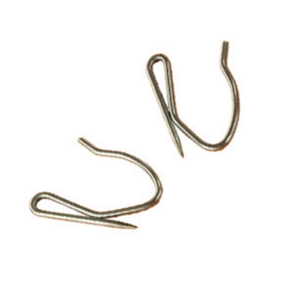 Picture of RV Designer  14-Pack Stainless Steel Drapery Hooks A113 20-0975