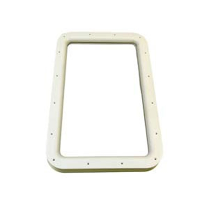 Picture of AP Products  White Interior & Exterior Entry Door Window Frame 015-2014742 20-1054