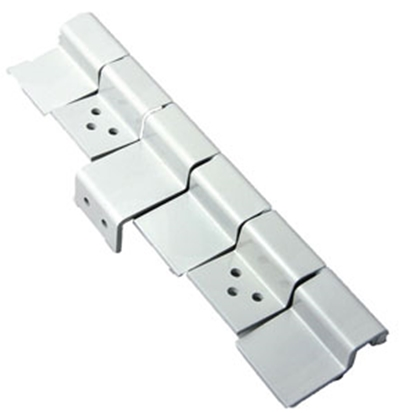 Picture of AP Products  White 6-Leaf Entrance Door Hinge 015-198295 20-1062