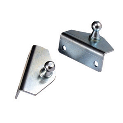Picture of JR Products  2-Pack 10mm Ball Stud L Shaped Gas Spring Lift Support BR-1015 20-1068