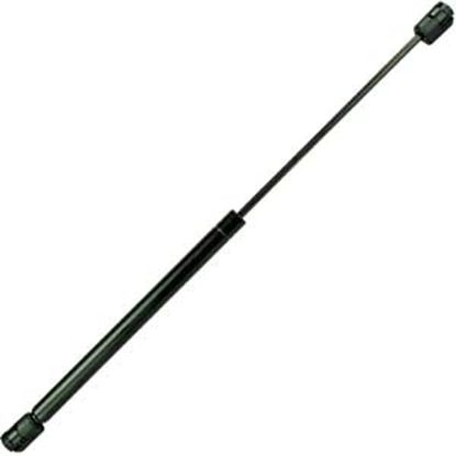 "Picture of JR Products  17"" 28 Lbs Gas Spring With Plastic Socket Ends GSNI-4032-28 20-1106"