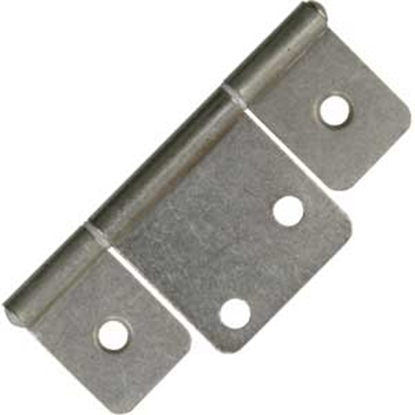 Picture of JR Products  Extended Flush Mount Hinge 70665 20-1250