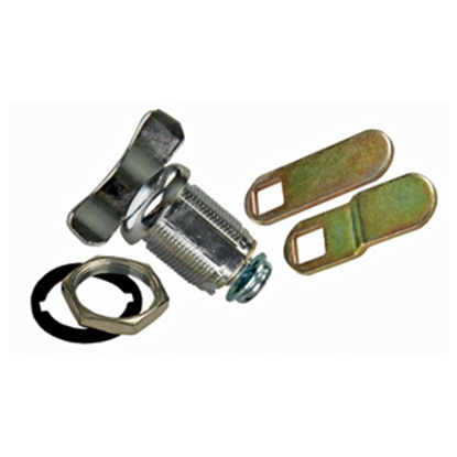 "Picture of JR Products  5/8"" Baggage Door Thumb Lock 00115 20-1632"