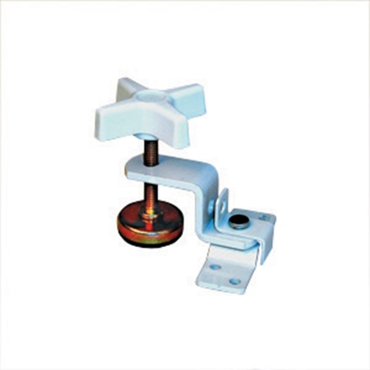 Picture of RV Designer  Standard White Fold-out Bunk Clamp E515 20-1741