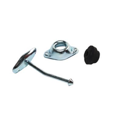 """Picture of RV Designer  Metal Set 4-3/4"""" Angled Plunger Entry Door Holder E257 20-1813"""