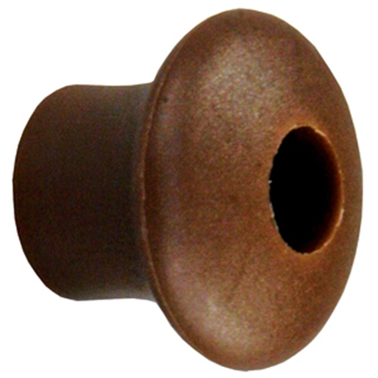 Picture of JR Products  4-Set Brown Polypropylene Window Crank Knob 81825 20-2028