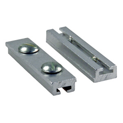 Picture of JR Products  2-Pack Type B Curtain Track Splice 80265 20-2070