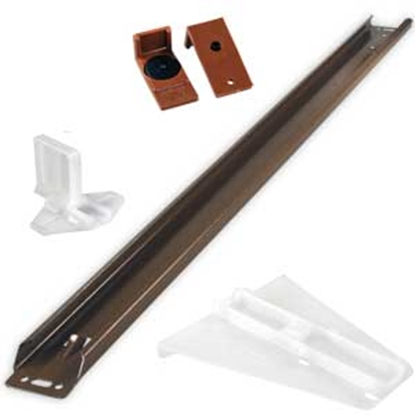 "Picture of JR Products  22"" 50 lb Drawer Slide For Delta Guide Drawer Rails/ Systems 70805 20-2130"