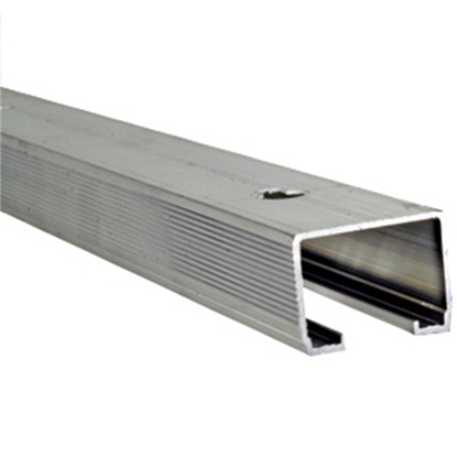 "Picture of JR Products  6'L x 1-1/2""W Pocket Door Track 20675 20-3100"