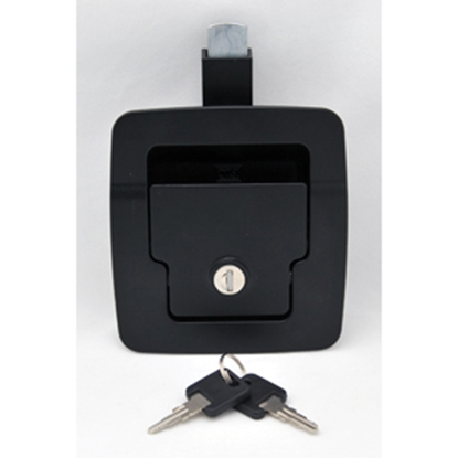Picture of AP Products  Black Keyed Entry Door Lock 015-246219 20-5020