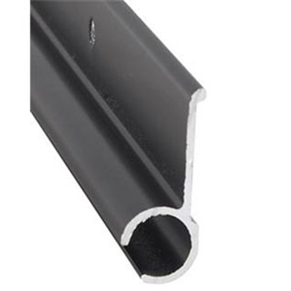 "Picture of AP Products  192"" Black Awning Rail 021-50802-16 20-6921"