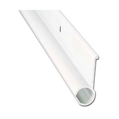 """Picture of AP Products  96"""" Mill Finish Aluminum Standard Awning Rail 021-50803-8 20-6924"""