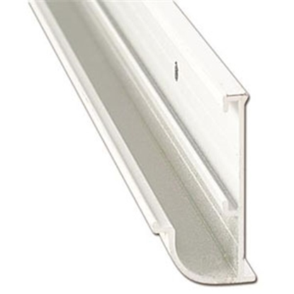 Picture of AP Products  16' Polar White Aluminum Awning Rail 021-56201-16 20-6949
