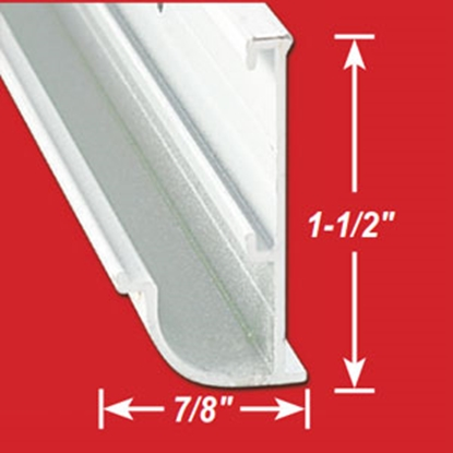 Picture of AP Products  8' Aluminum Awning Rail 021-56203-8 20-6954