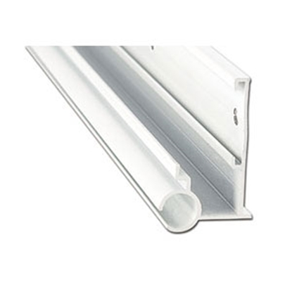 Picture of AP Products  8' Polar White Aluminum Awning Rail 021-56301-8 20-6956