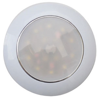 "Picture of Diamond Group  3"" Surface Mount LED Interior Light 65209 20-7607"