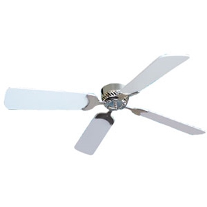 "Picture of Lasalle Bristol  Black 42"" Reversible 12V Ceiling Fan 410TSDC42BNBK 22-0053"