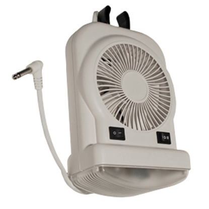 Picture of RV Designer  12 Volt Fan/Light M550 22-0094