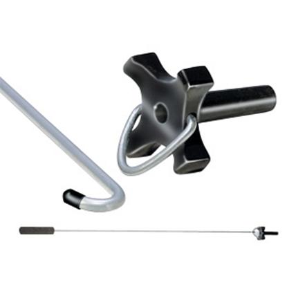Picture of Barker VentStik Vent Stik Roof Vent Stick w/1 Knob 29070 22-0120