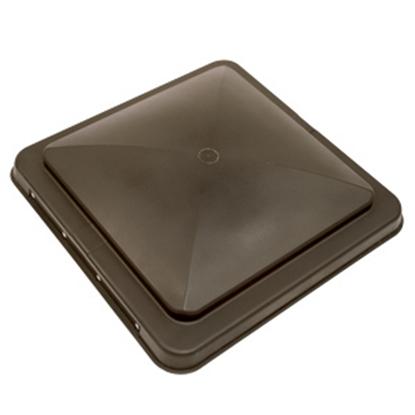 """Picture of Heng's  Amber 14"""" x 14"""" Elixir Universal/ Ventline Roof Vent Lid 90115-C1 22-0163"""