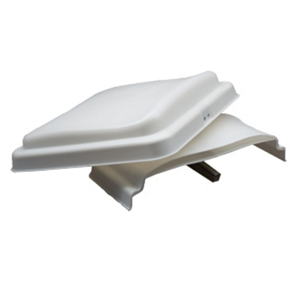 "Picture of Heng's  White 14"" x 14"" Roof Vent Lid 90110-C1DL 22-0196"