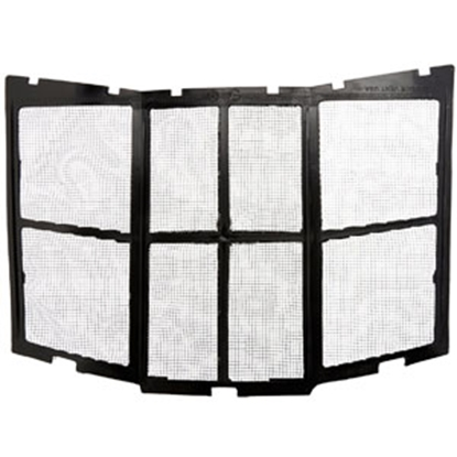 Picture of MaxxAir Fan/ Mate (TM) Black Roof Vent Cover 00-955202 22-0209