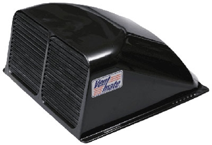 """Picture of Ventmate  Black 14""""x14"""" Roof Vent Cover 67313 22-0224"""