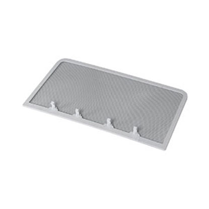 Picture of Fan-Tastic Vent  White Bug Screen U1550WH 22-0231