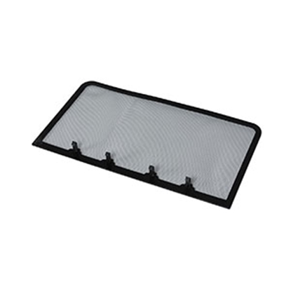 Picture of Fan-Tastic Vent  Black Bug Screen U1550BL 22-0232