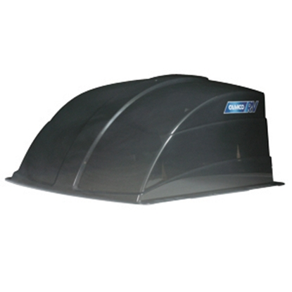 "Picture of Camco  Smoke 14""x14"" Roof Vent Cover 40453 22-0258"