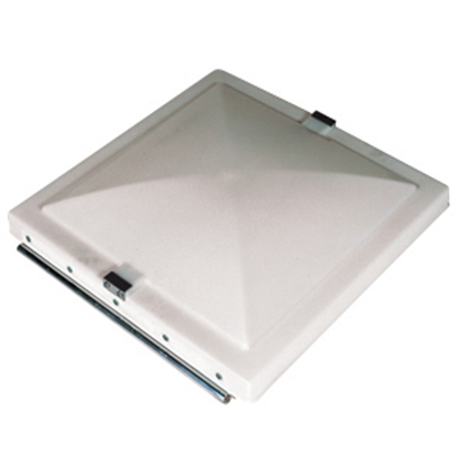 "Picture of Heng's  Smoke 14"" x 14"" Old Elixir Style Roof Vent Lid 90085-CR 22-0274"