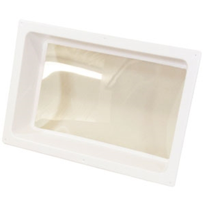"Picture of Icon  Clear 24""x16"" FL 22""x14"" RO / Rect. Skylight Inner Dome 12149 22-0380"