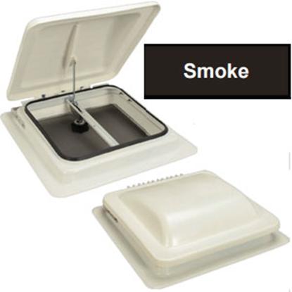 Picture of MaxxAir  Smoke Unimaxx Vent Lid 00-335002 22-0444
