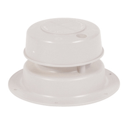 "Picture of Camco Replace-All Polar White 2-1/2"" Plumbing Vent w/Cap 40032 22-0498"