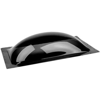 """Picture of Specialty Recreation  Smoke Black 15""""x18"""" RO 18""""x21-1/2"""" Flange Skylight SL1518S 22-0567"""