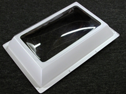 "Picture of Specialty Recreation  Clear 14""x22"" RO 17-1/2""x25-1/2"" Flange Skylight SL1422C 22-0699"
