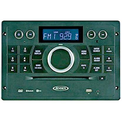 Picture of Jensen  AM/FM/DVD/CD/RW/MP3 Radio w/Bluetooth JWM6A 22-1142