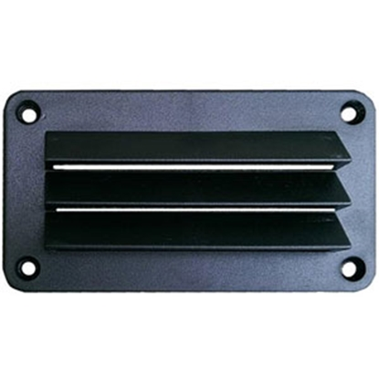 Picture of Leisure Time  Black 3'' x 5'' Wall Vent DV35B 22-3550