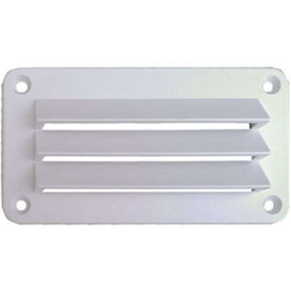 Picture of Leisure Time  White 3'' x 5'' Wall Vent DV35W 22-3551
