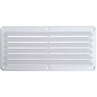 "Picture of Leisure Time  White 5'' x 10"" Wall Vent DV510W 22-3553"