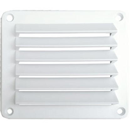 "Picture of Leisure Time  White 5'' x 5"" Wall Vent DV55W 22-3555"