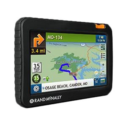 "Picture of Rand McNally RVND (TM) 7"" Touch Display GPS Navigation System for RV Vehicles 0528012274 24-0018"