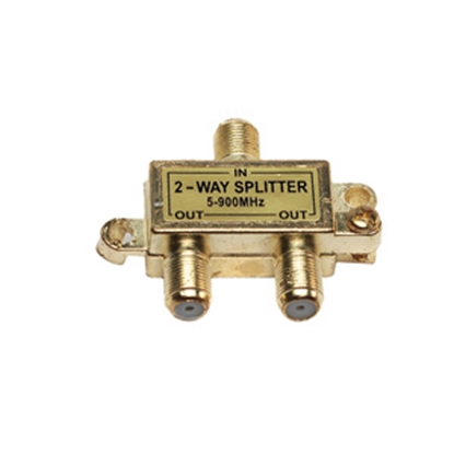 Picture of RV Designer  TV Line Splitter, 1/pk T189 24-0421