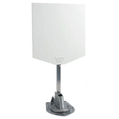 Picture of Winegard Rayzar (R) Air White Amplified Replacement Broadcast TV Antenna Head RVRZ25W 24-2001
