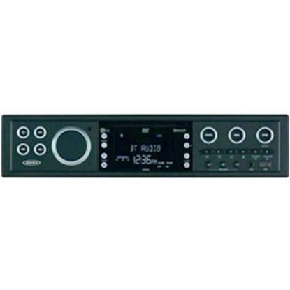 Picture of Jensen  AM/FM/CD/CD-R/CD-RW/MP3/WMA LCD Display Radio w/Bluetooth & USB JWM9A 24-2407