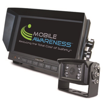 "Picture of Mobile Awareness VisionStat (R) Single Camera 7"" Backup Camera System MA1103 24-5092"