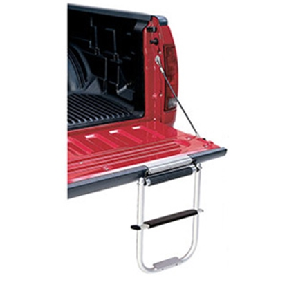 Picture of Topline Tailgate Black 2-Step Tailgate Step TS3000-02 25-0003